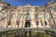 Cornella de Llobregat, Cataluña, España foto de archivo