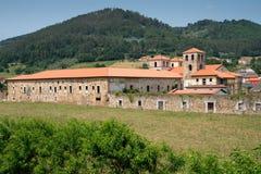 Cornellana, Camino De Santiago, Spanien lizenzfreies stockbild