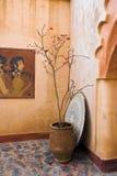 Corner. Details of classic arab architecture Stock Images