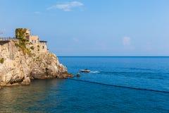 A corner of Amalfi Stock Image