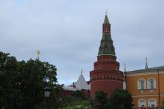 Corner Arsenal (Sobakina) Tower Stock Photography