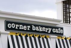 Corner Bakery Cafe Exterior Stock Image