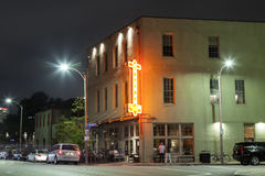Corner Bar in New Orleans, Louisiana Royalty Free Stock Photography