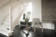 Corner chair Royalty Free Stock Image