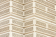 Corner Detail on Library of Congress Building Royalty Free Stock Photography
