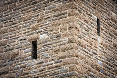 Corner Detail of Observation Tower at Antietam Royalty Free Stock Image