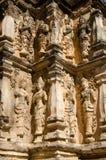 Corner detail, Wat Chet Yot Royalty Free Stock Image