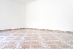 Corner of an empty office room royalty free stock photography