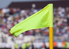 Corner Flag Royalty Free Stock Photos