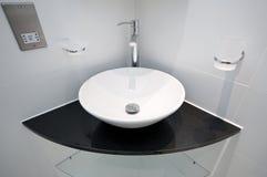 Corner hand wash Stock Image