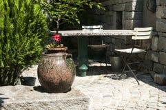 Corner of home garden Royalty Free Stock Image