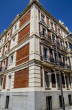 Corner, Image of the city of Madrid, its characteristic architec Royalty Free Stock Photography