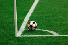 Corner Kick Royalty Free Stock Image