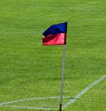Corner Kick Stock Photography