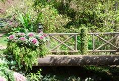 Corner of leisure park Royalty Free Stock Image