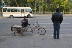 Corner of life in China. City,china Royalty Free Stock Photography