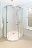Corner Shower Royalty Free Stock Photo