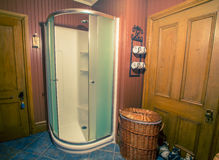 Corner Shower Stock Photos