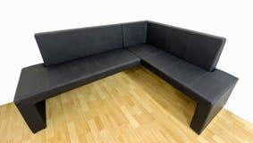Corner sofa Stock Image