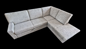 Corner sofa Royalty Free Stock Photos