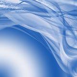 Cornered ribbons Royalty Free Stock Image