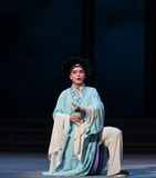 "Cornered-The seventh act Disintegration of families-Kunqu Opera""Madame White Snake"" Stock Photography"