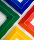 Corners Royalty Free Stock Photography