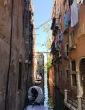 Corners of  Venice - Venetian architecture and landscapes Stock Images