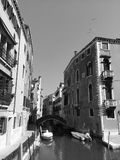 Corners of  Venice - Venetian architecture and landscapes Royalty Free Stock Photo