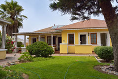 Cornerstone Guesthouse, Swakopmund, Namibia, Africa Stock Image