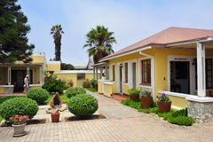 Cornerstone Guesthouse, Swakopmund, Namibia, Africa Stock Photography