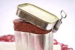 Cornet beef Stock Photography