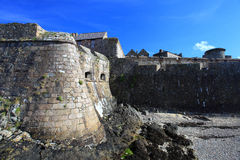 Cornet Castle Guernsey Royalty Free Stock Photos