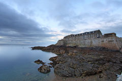 Cornet Castle Guernsey Royalty Free Stock Images