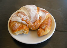 cornetto italian pastry στοκ φωτογραφία με δικαίωμα ελεύθερης χρήσης