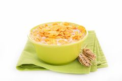 Cornflake Royalty Free Stock Photos
