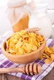 Cornflake, breakfast Stock Photos