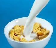 Cornflake Cereal Stock Image