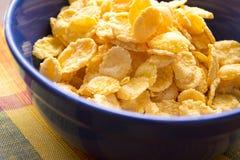 cornflakes шара Стоковые Изображения