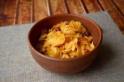 cornflakes Photographie stock