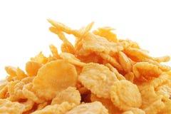 cornflakes royaltyfri bild