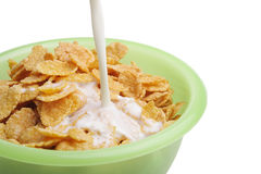 Cornflakes Foto de Stock