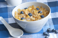 Cornflakes Stock Photo