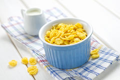 Cornflakes Royalty Free Stock Image