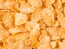 Cornflakes Royalty-vrije Stock Foto's
