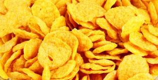 cornflakes Стоковые Фотографии RF
