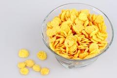 cornflakes Fotografia Stock Libera da Diritti