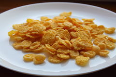 cornflakes Fotografia Stock