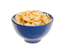 Cornflakes royalty-vrije stock afbeelding