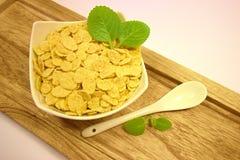 cornflakes Imagem de Stock